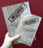 Reclaimed book